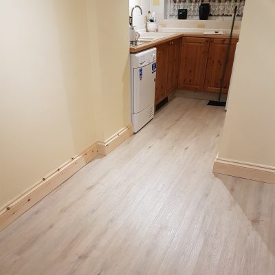 LVT Fusion in Kitchen